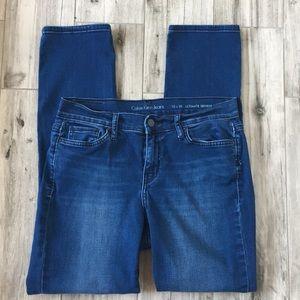 Calvin Klein Jeans 10 x 30 Ultimate Skinny
